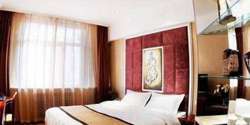 Забронировать Gfour Holiday Hotel