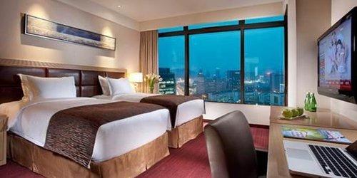 Забронировать Oakwood Residence Hangzhou