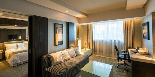 Забронировать Holiday Inn Hangzhou City Center