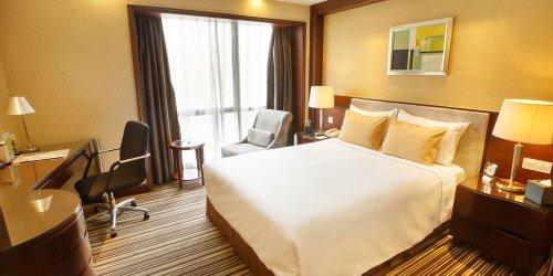 Забронировать Leeden Hotel Guangzhou