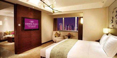 Забронировать Crowne Plaza Guangzhou City Centre