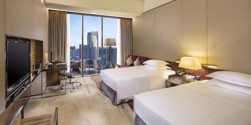Забронировать Hilton Guangzhou Tianhe