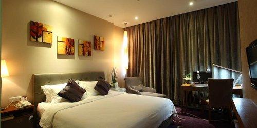 Забронировать Budgetel Huadu Yiwu Hotel
