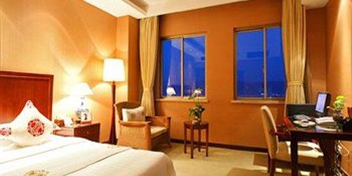 Забронировать Yiwu Yi He Hotel