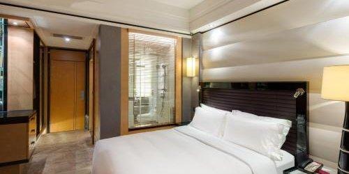 Забронировать Crowne Plaza Chengdu City Center