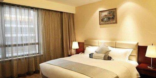 Забронировать Sovereign Hotel Chengdu