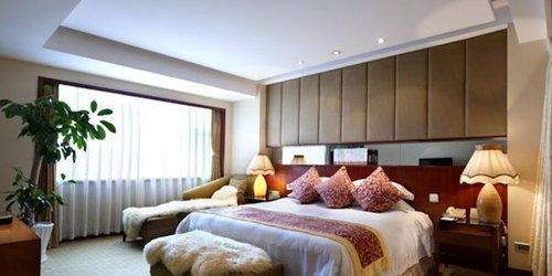 Забронировать Chengdu Xiangyang Hotel