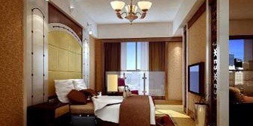 Забронировать Ramada Chengdu North
