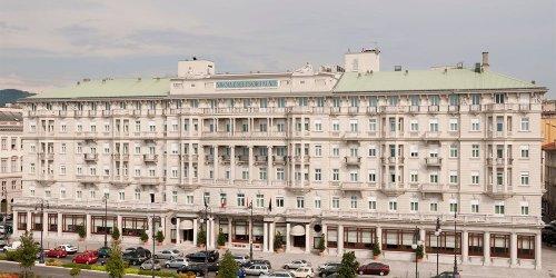 Забронировать Starhotels Savoia Excelsior Palace
