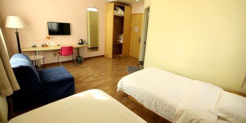 Забронировать Beijing Sicily Hotel