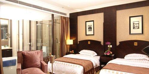 Забронировать Jianguo Hotspring Hotel
