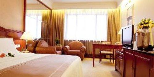 Забронировать CTS (HK) Grand Metropark Hotel Beijing