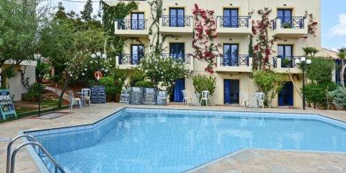 Забронировать Fanourakis Apartments