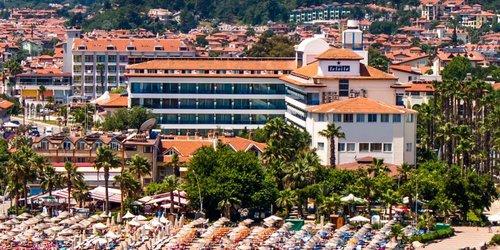 Забронировать Letoile Beach Hotel