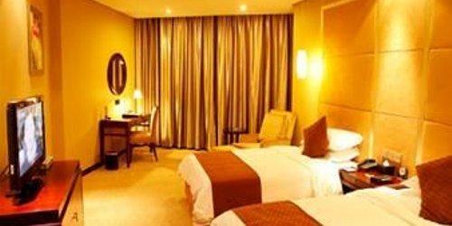 Забронировать Days Suites Bojing Hotel Huangshan