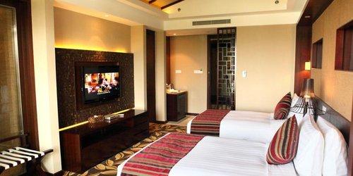 Забронировать Huangshan Parrion Hotel