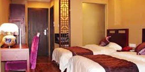 Забронировать Huangshan Old Street Building Boutique Hotel