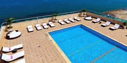 Забронировать Hotel Cartagena Plaza