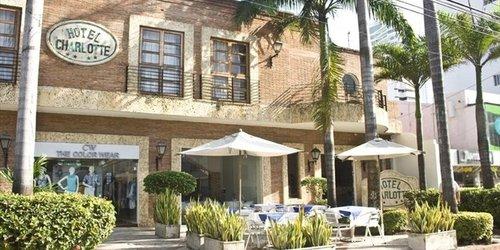 Забронировать Hotel Charlotte Cartagena