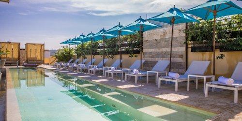 Забронировать Tcherassi Hotel + Spa