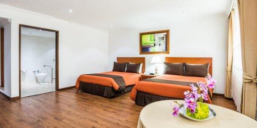 Забронировать Hotel Andes Plaza