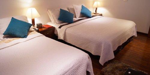 Забронировать Hotel Santa Cruz Corferias