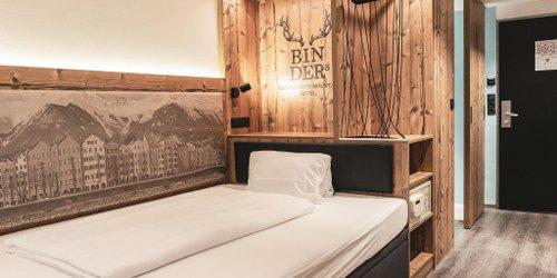 Забронировать Austria Classic Hotel Innsbruck Binders Garni