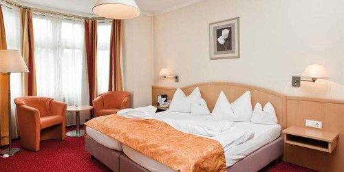 Забронировать BEST WESTERN PLUS Hotel Leipziger Hof