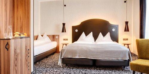 Забронировать Hotel Grauer Bär