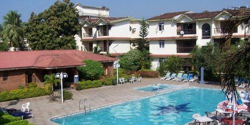 Забронировать Kamat Holiday Homes Resort