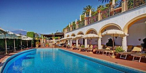Забронировать San Domenico Palace Hotel