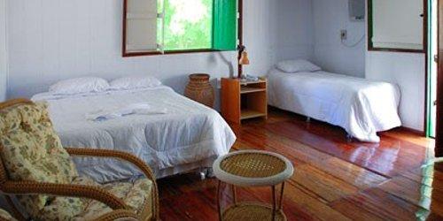 Забронировать Amazon Geo Jungle Lodge