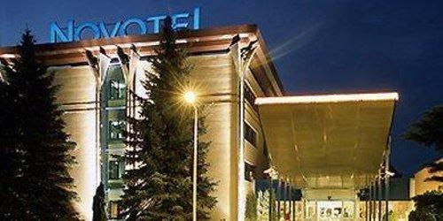 Забронировать Novotel Gdansk Centrum