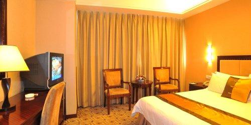Забронировать Sichuan Minhang Hotel