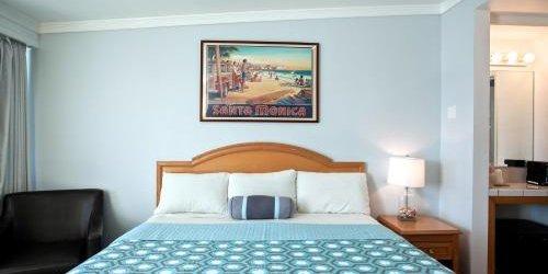 Забронировать Ocean Lodge Santa Monica Beach Hotel