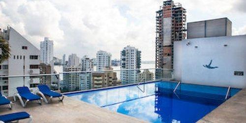 Забронировать Hampton by Hilton Cartagena