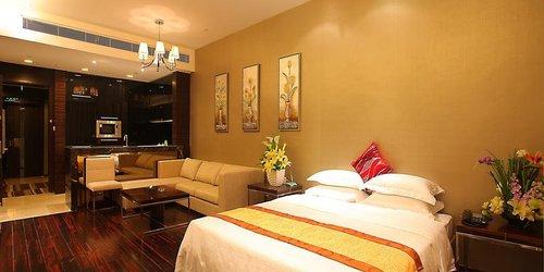 Забронировать HeeFun Apartment Hotel GZ (Poly World Trading Center)
