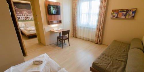 Забронировать JUFA Graz-City Hotel