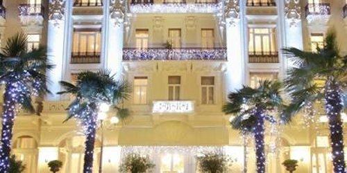 Забронировать Grand Hotel Rimini e Residenza Parco Fellini