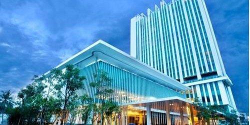 Забронировать JS Luwansa Hotel & Convention Center