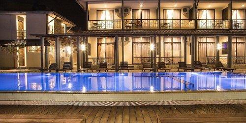 Забронировать Alia Residence Business Resort