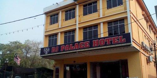 Забронировать Hotel DJ Palace