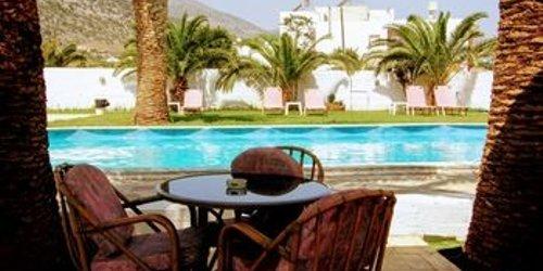 Забронировать Ambrosia Hotel Malia