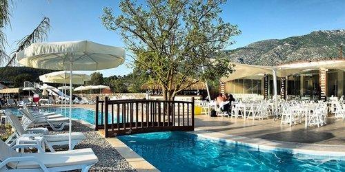 Забронировать Sahra Su Holiday Village And Spa