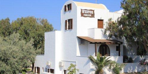 Забронировать Ifestos Villa