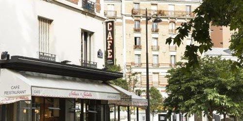 Забронировать Hôtel du Home Moderne
