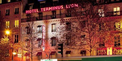 Забронировать Hotel Terminus Lyon