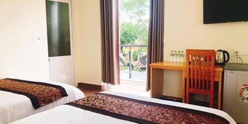 Забронировать Lien Vien Phat Hotel