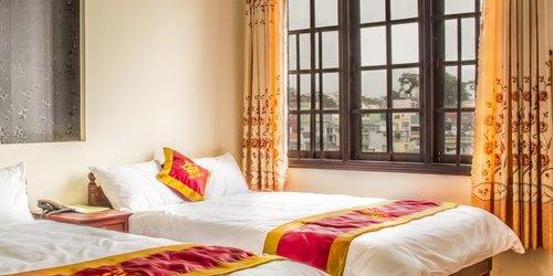 Забронировать Hoang Gia Hotel