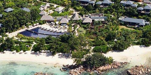 Забронировать Raffles Praslin Seychelles